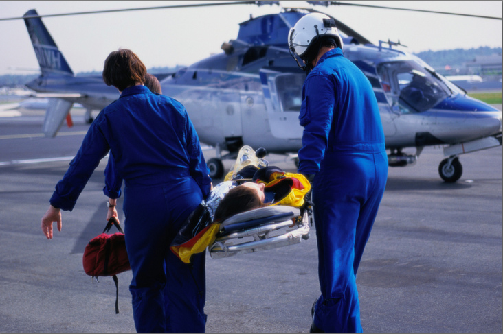 In remote parts of Colorado, helicopter flights for seriously injured or ill patients can cost $50,000 each, instantly hiking average health costs and insurance rates for all patients.