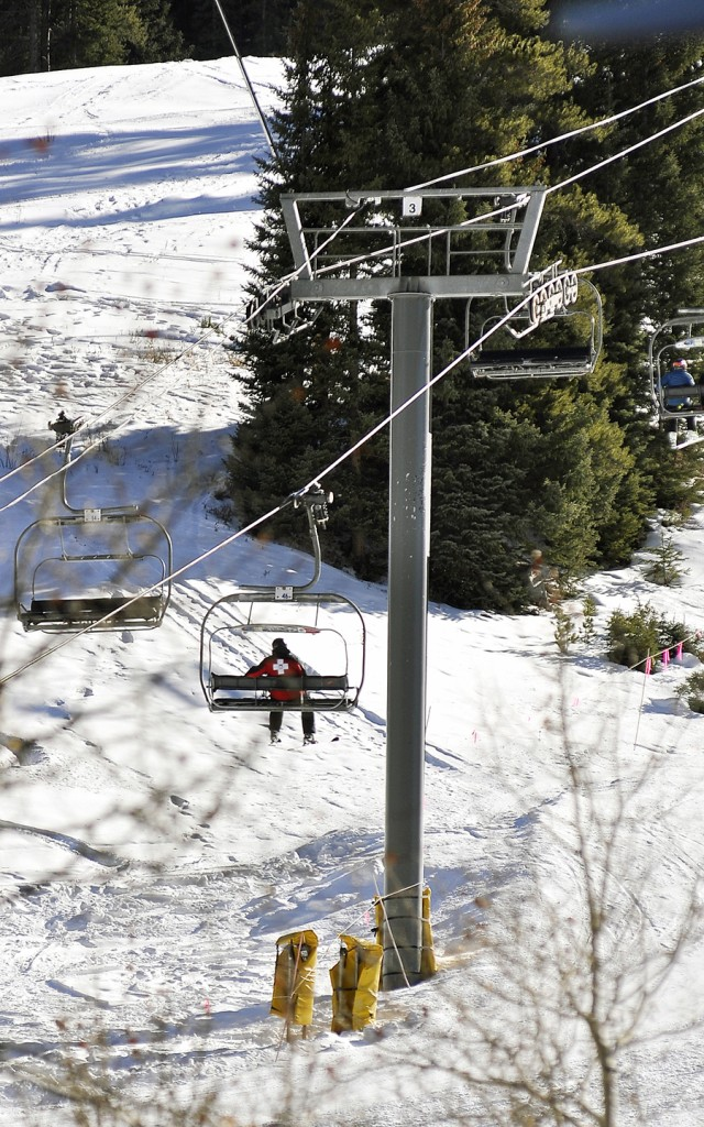Colorado's ski resort areas have the highest health insurance prices in the nation. Photo by Kathleen Lavine, Denver Business Journal.