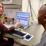 Some doctors who do research are adding clinic hours while other managers are jumping in to make sure patients can get care they need. (Photo courtesy of Kaiser Permanente of Colorado.)