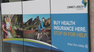 Connect for Health store front