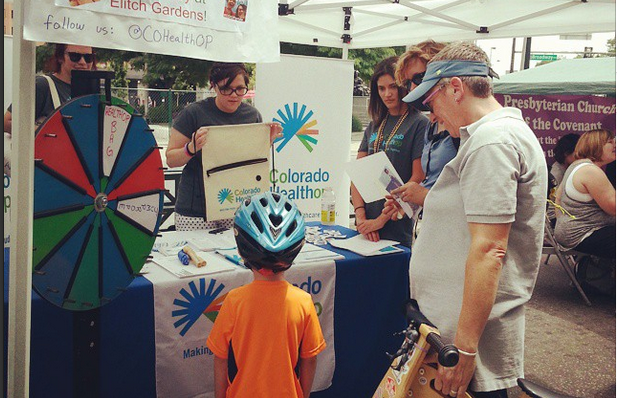 The Colorado HealthOP, a new upstart insurance co-op, scored nearly 40 percent of sign-ups on Colorado's health exchange. Photo courtesy of the Colorado HealthOP.