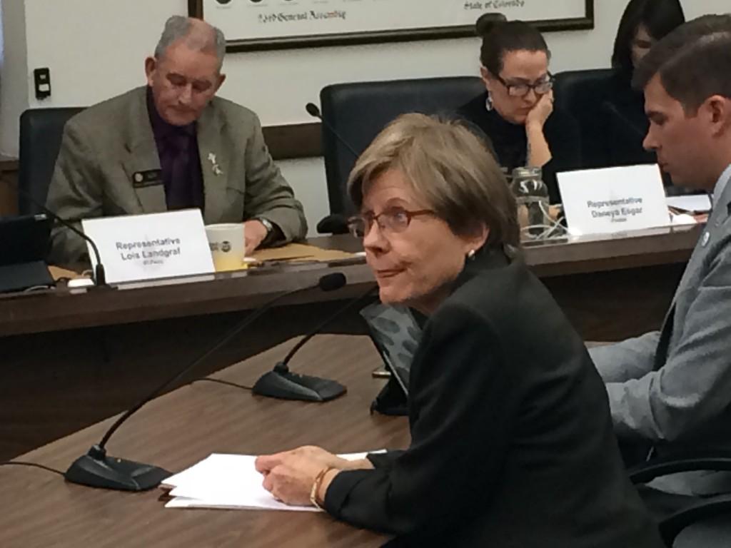 Sharon O'Hara at legislature