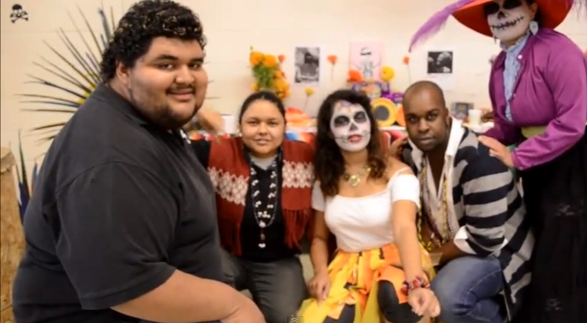 Young people from the Colorado Anti-Violence Program created a documentary about suicide prevention in the LGBTQ community called Rainbow Warriors.