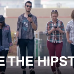 Phone-addicted hipsters promote digital MDs