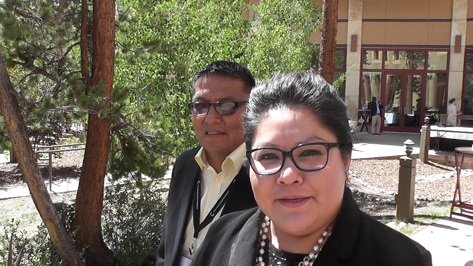 Danny Simpson and Denisa Livingston spent four years fighting Big Soda and the processed foods industry to establish a 2 percent tax on junk foods and remove a sales tax on fruits and vegetables for the Navajo Nation.