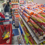 The U.S. Department of Agriculture has declared the entire Navajo Nation a food desert because there are so few grocery stores and it's so difficult for people to find and afford healthy, fresh food. In contrast, convenience stores full of chips, candy, soda and junk food are common in Navajo country.